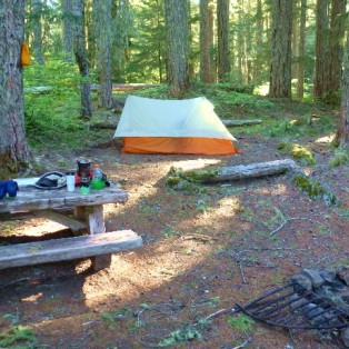 Trip Report: Round Lake Backpack Camp