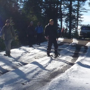 TRIP REPORT: Tumala Mountain Ski / Snowshoe / Hike