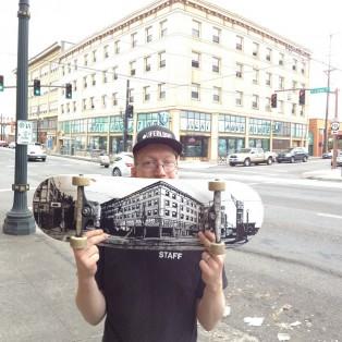 Gear Review: Next Adventure Shop Skateboard Deck