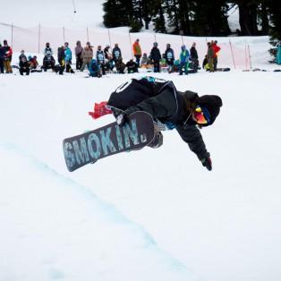 Oregon Snowboarding State Championship