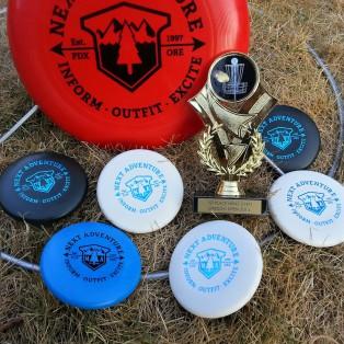 Event Report: Oregon Open Disc Golf Tournament