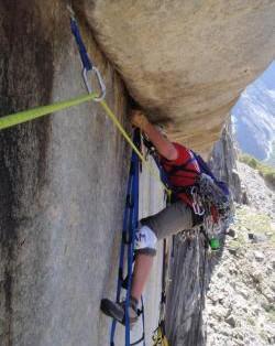 Climbing The Yosemite Classic Zodiac, El Capitan 5.8 A3