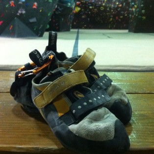 Gear Review: Scarpa Vapor V Climbing Shoe