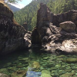 Trip Report: Three Pools Opal Creek Wilderness