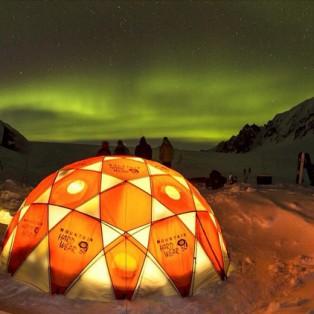 Trip Report: Alaska Glacier Camping