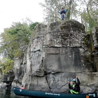 Trip Report: Clackamas River Riverside to Clackamette