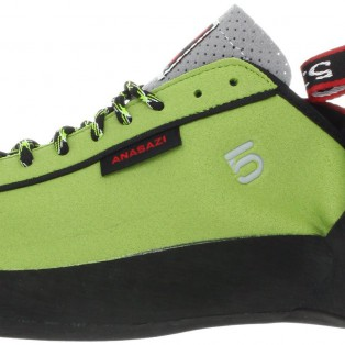 Gear Review: Five Ten Anasazi Lace-Up Climbing Shoe