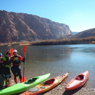 Trip Report: Paddling The Grand Canyon