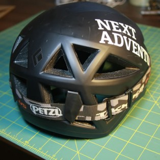 GEAR REVIEW: Black Diamond Vector Helmet
