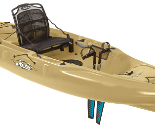 Gear Review: 2015 Hobie Mirage Outback Kayak