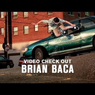 Brian Baca Skates For Next Adventure
