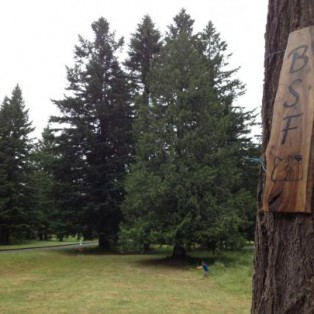 Beaver State Fling 2012: Oregon's Biggest and Baddest disc golf Tournament