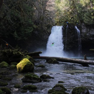 Trip Report: Kalama Falls Washington