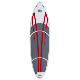 Gear Review: NRS Baron 6 Stand Up Paddleboard