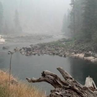 Bike Tour 2012: Fire on the mountain