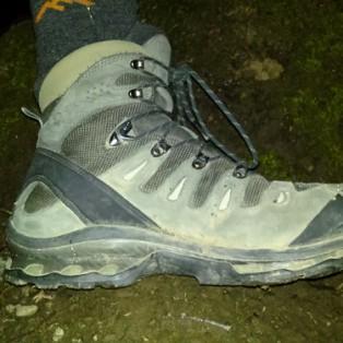 Salomon Quest 4D GTX Hiking Boot Review