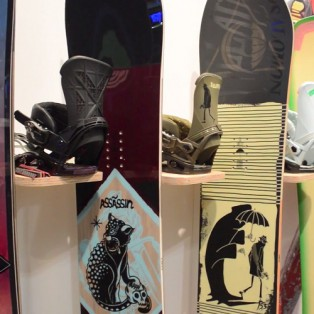 2016 Salomon Snowboards Preview