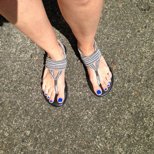 Gear Review: Sanuk Yoga Sling Sandal