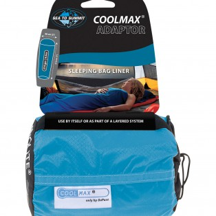 Sea To Summit Coolmax Adapter Liner Review