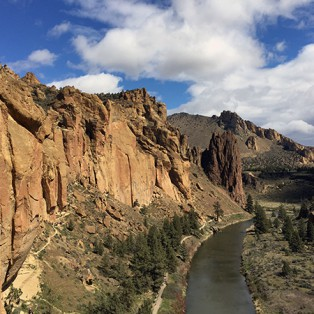 Trip Report: Smith Rock