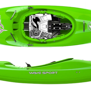 Gear Review: Wavesport Recon 93
