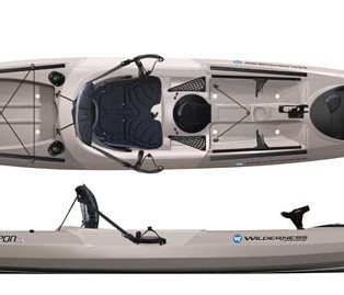 Gear Review: Wilderness Systems Tarpon 140