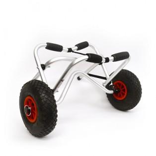 Gear Review: Wilderness Technology Folding Kayak Cart