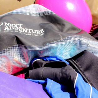 Wilderness Technology Clear PVC Dry Bag Review