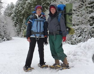 Trip Report: Winter Camping Guided Tour