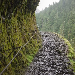Trip Report: Hike From Eagle Creek to Punchbowl Falls