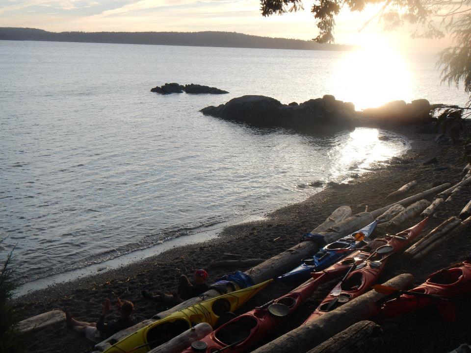 San Juan Islands Next Adventure trip