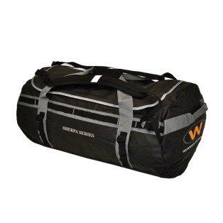 Gear Review:  Wilderness Technology Sherpa 90L Duffel Bag