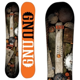 Gear Review: Riders Choice GNU Snowboard