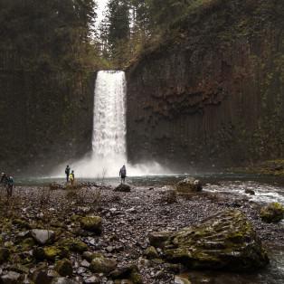 Trip Report: Abiqua Falls