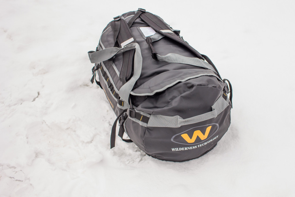 Wilderness Technology Sherpa 90L Duffel Bag