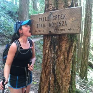 Trip Report: Falls Creek Trail
