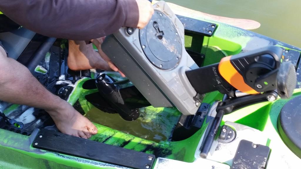 2016 Old Town Predator PDL Pedal Driven Kayak