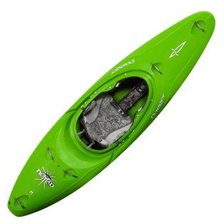 Gear Review: Dagger Nomad Large Whitewater Kayak