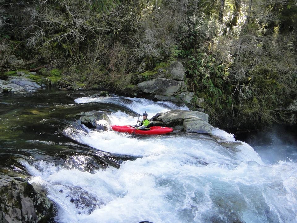 Dagger Nomad Large Whitewater Kayak
