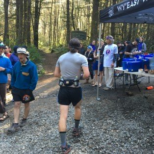 Event Report: Gorge Waterfalls 100K