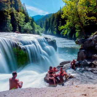 Trip Report: Lower Lewis River Falls