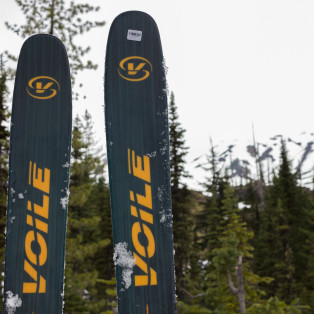 Gear Review: Voile 171 Charger BC Skis
