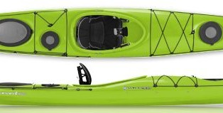 Gear Review: Wilderness Systems Tsunami 165 Kayak