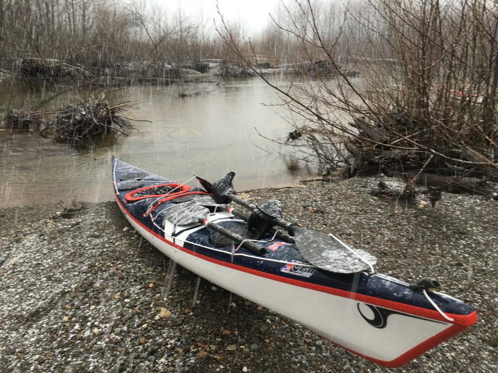 P&H Aires 155 Sea Kayak