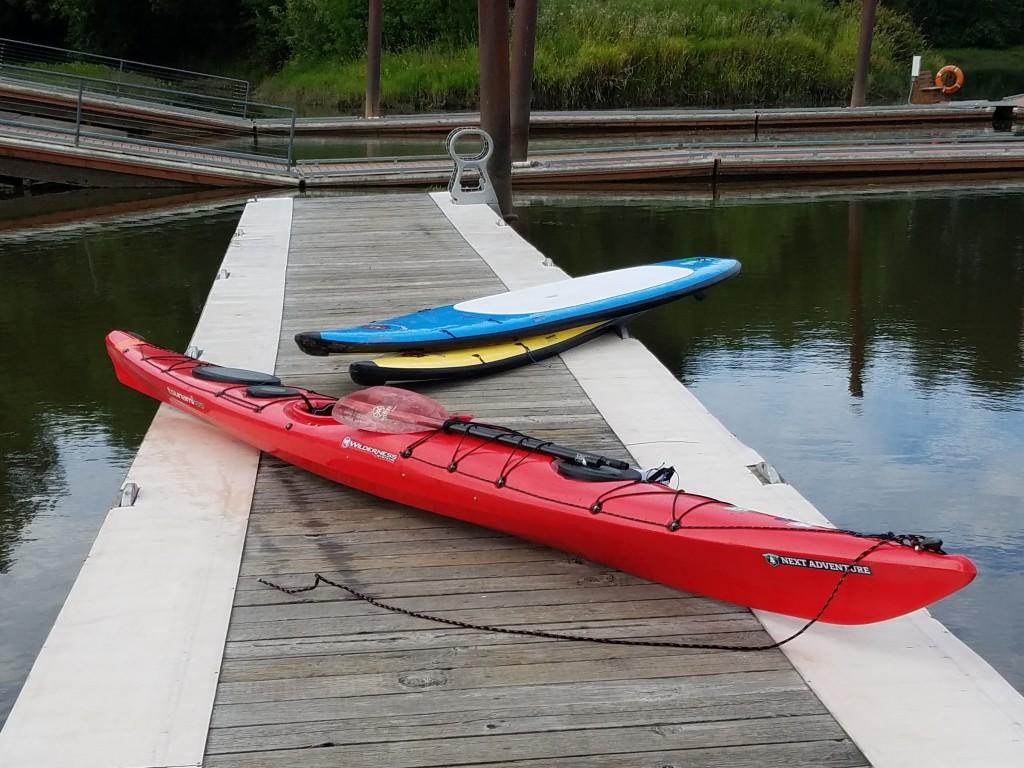 Wilderness Systems Tsunami 165 Kayak