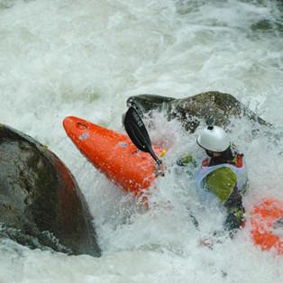 Trip Report: Canyon Creek Whitewater Kayak Trip