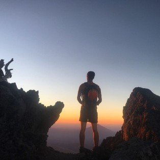 Trip Report: Three Fingered Jack & Mount Washington Link-Up