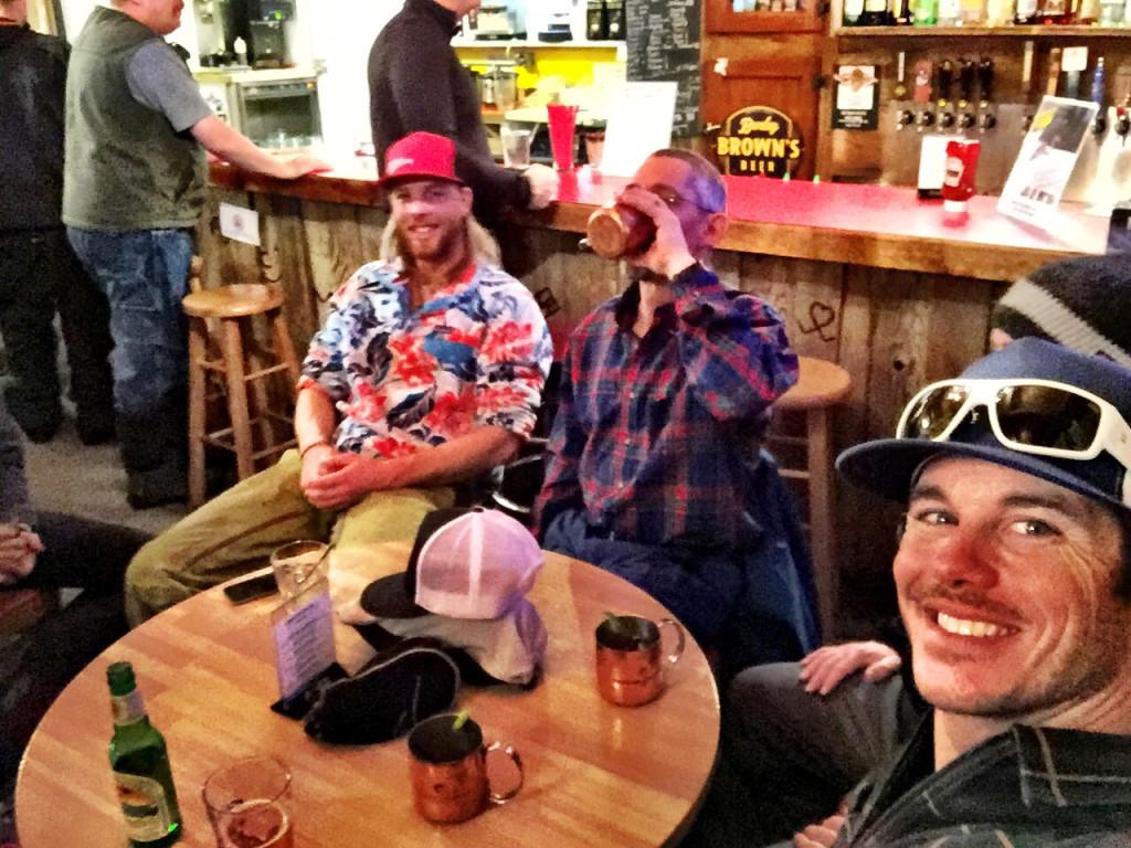 Anthony Lakes Cat Skiing