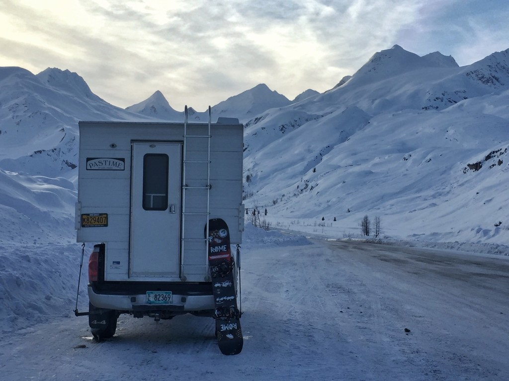 Alaska Roadside Attractions