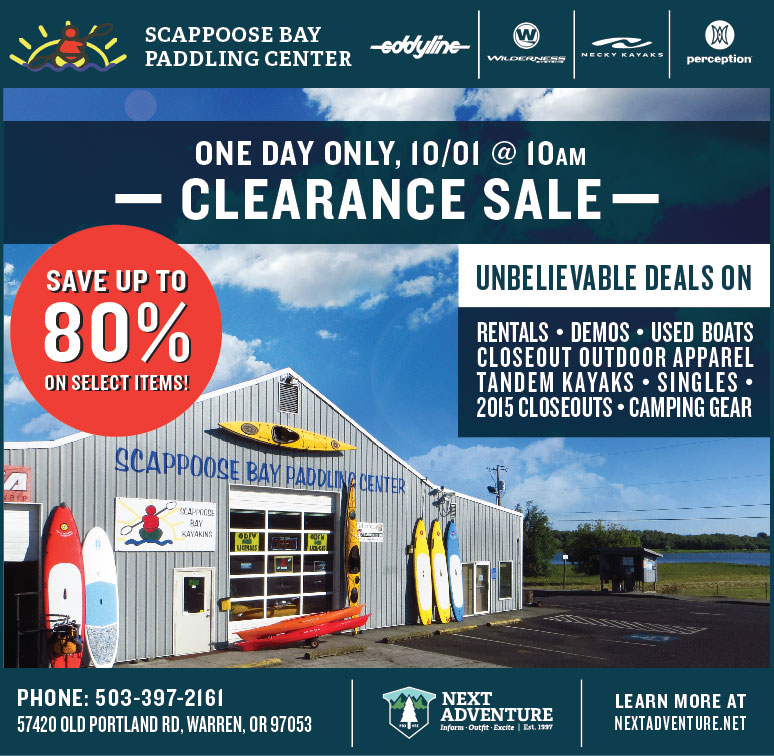 Scappoose Sale